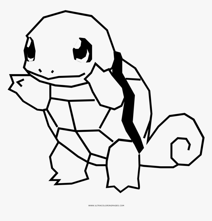 squirtle coloring page printable colouring pages pokemon
