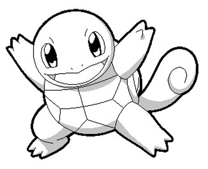 squirtle coloring pages barriee clip art library