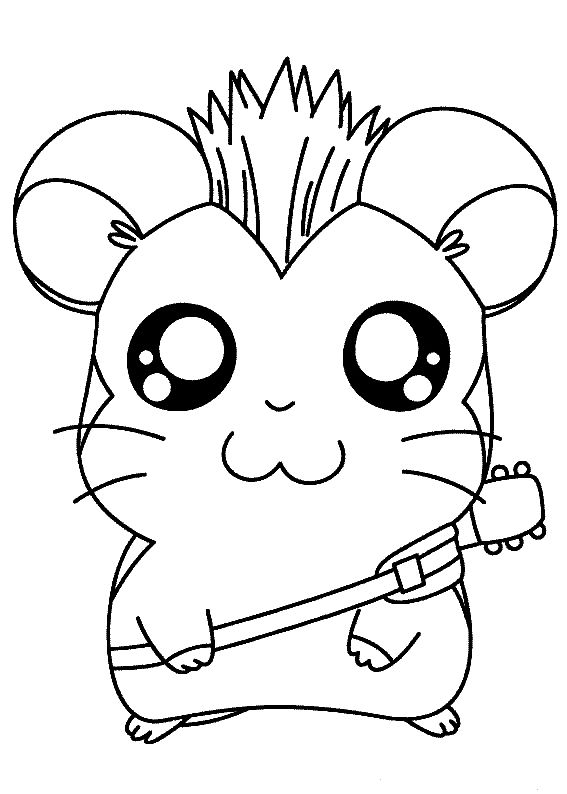 study hamster coloring page definition coloring clip art