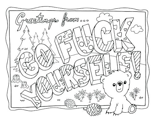 aesthetic coloring pages collection  whitesbelfast