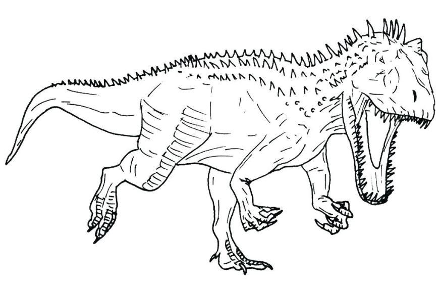 t rex dinosaur printables