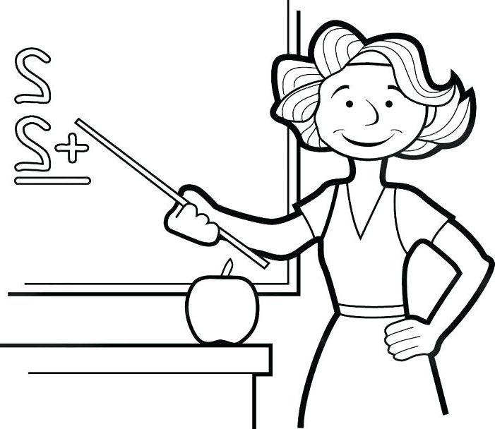 teacher coloring bl5t teacher colouring pages teacher