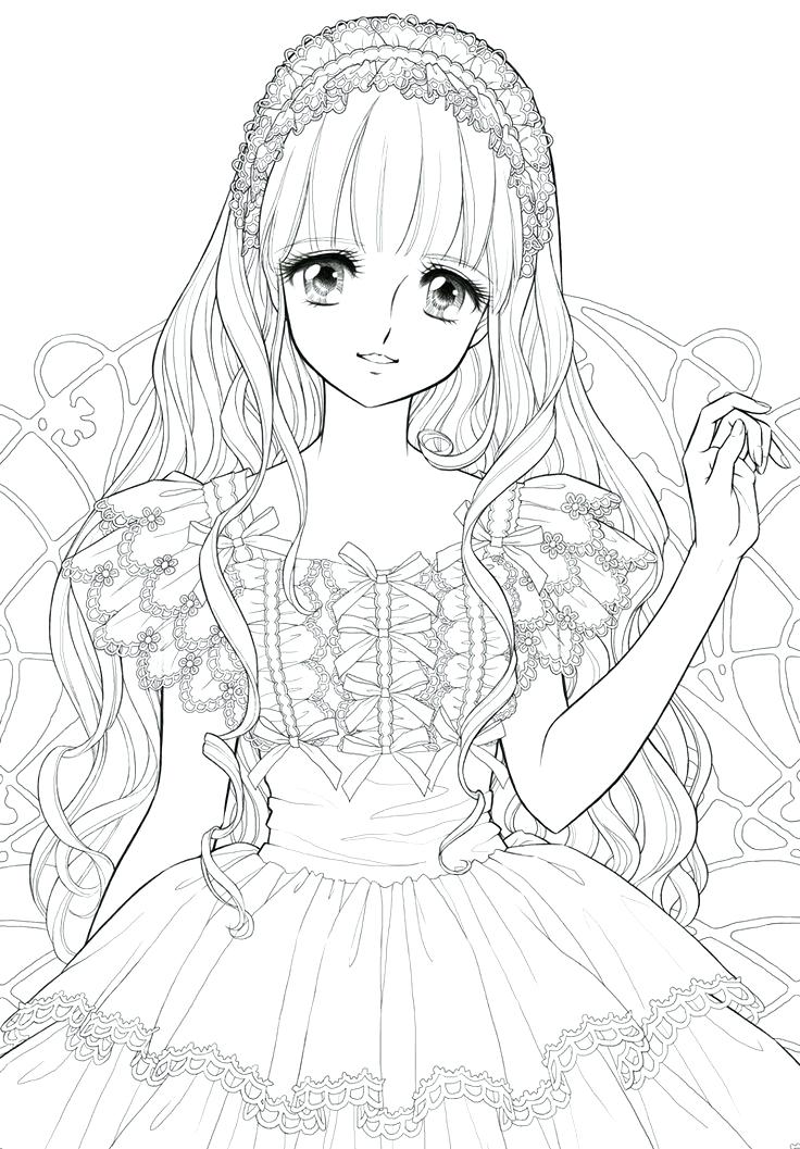the best free manga coloring page images download from 414