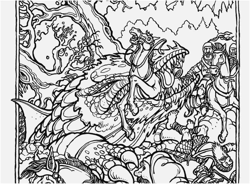 the ideal images printable dragon coloring pages best