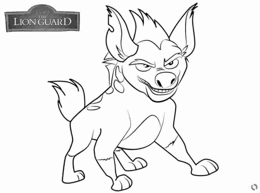 the lion guard printable coloring pages lion guard printable