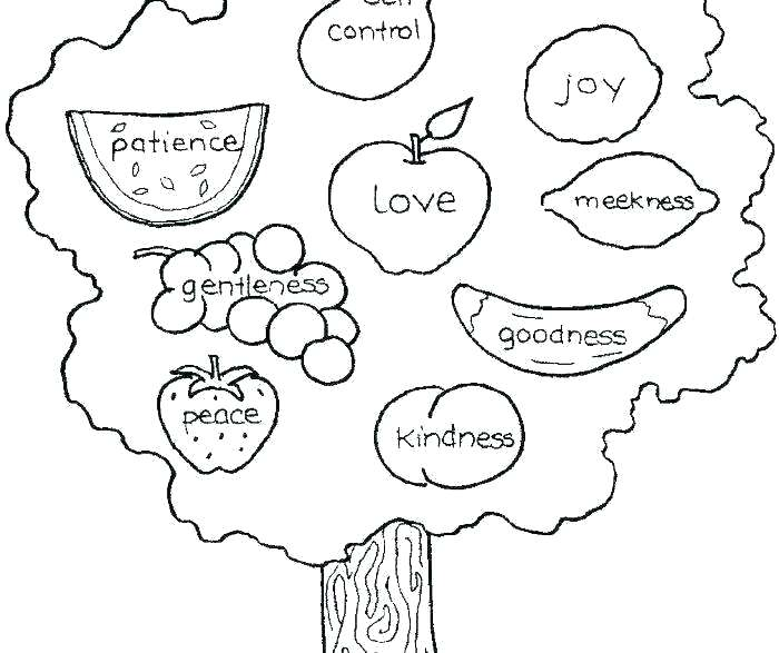 the spirit coloring page