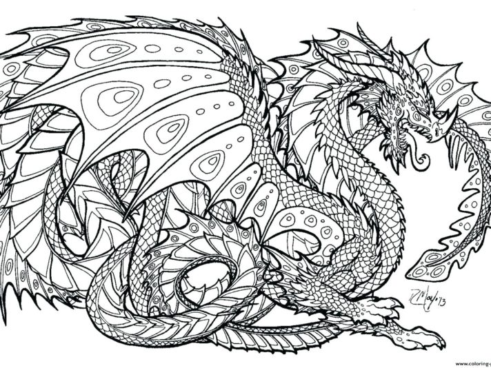 top 51 supreme chinese dragon coloring pages free realistic