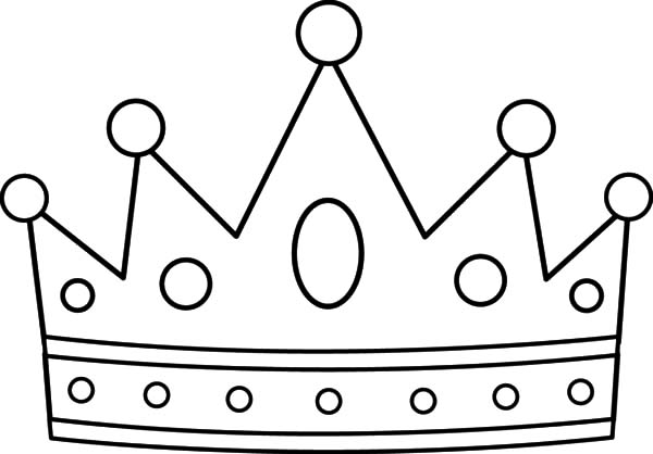 top crown coloring pages printable darryls blog