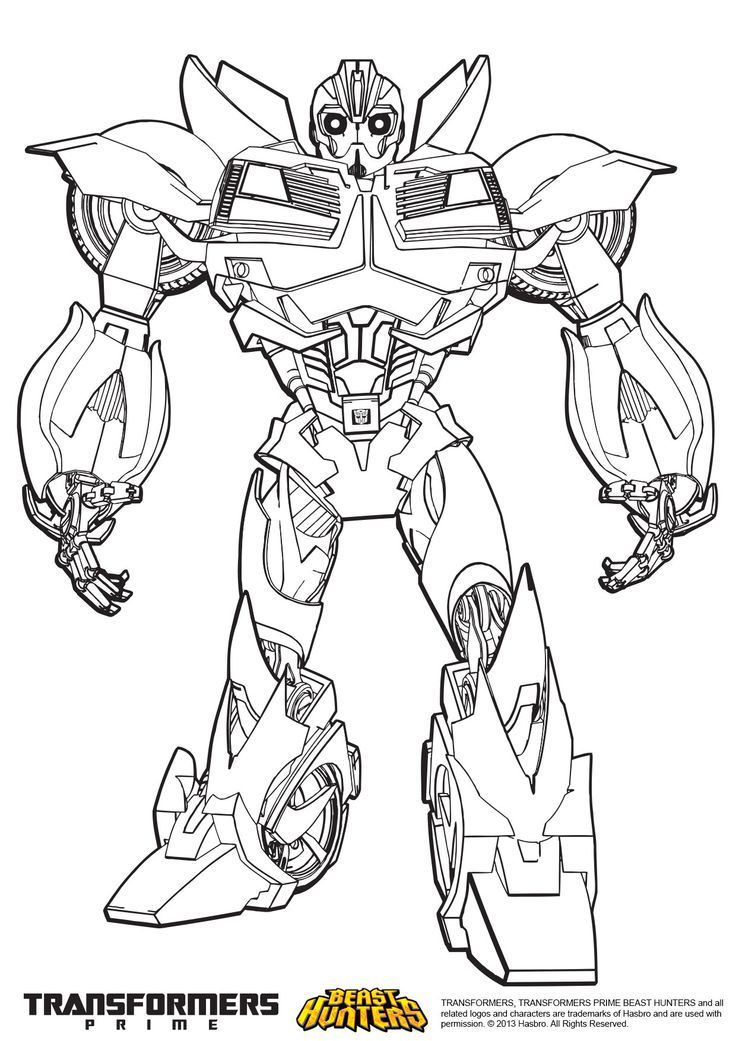 transformers coloring pages bumblebee google search