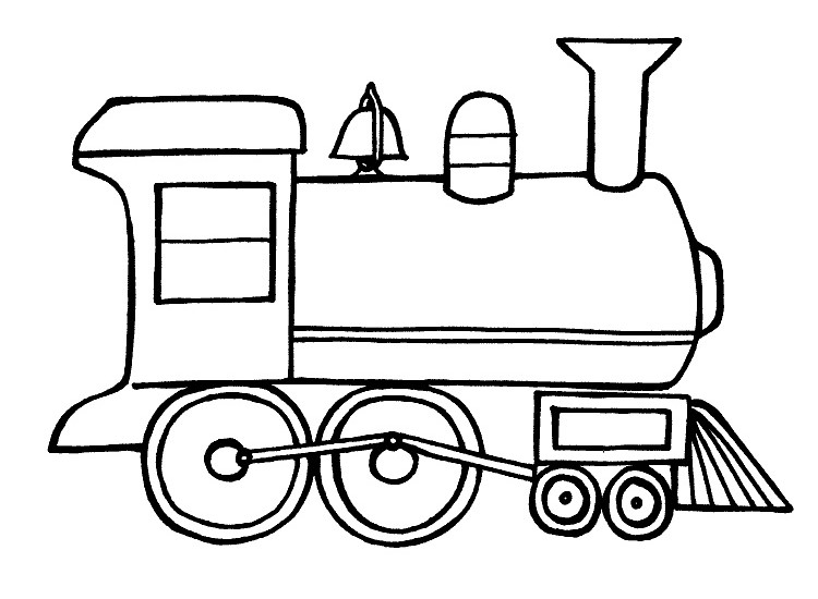 transportation coloring pages for toddlers