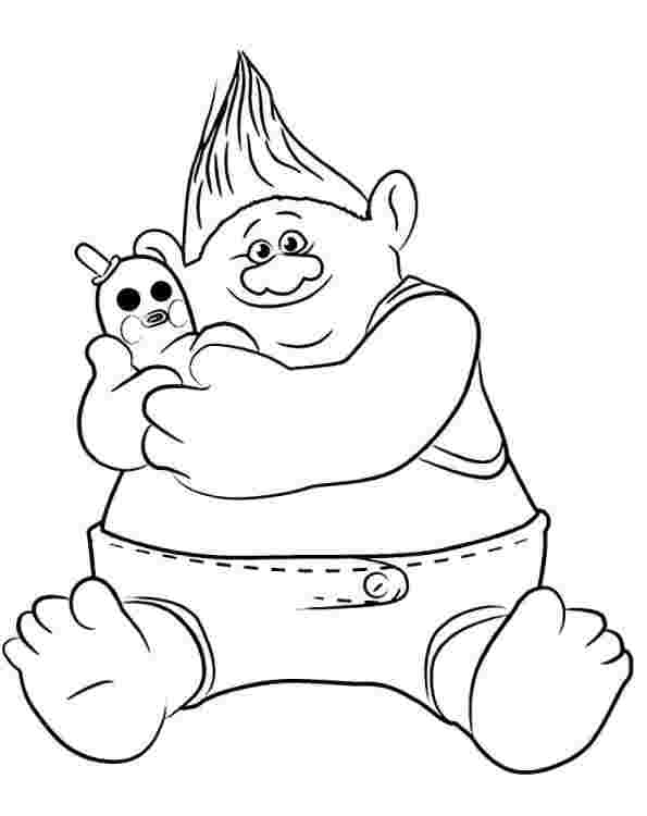trolls coloring pages chef trolls coloring pages printable
