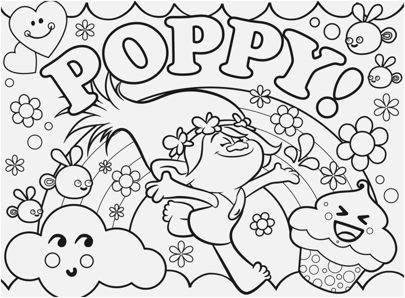 trolls movie free coloring pages at getdrawings free