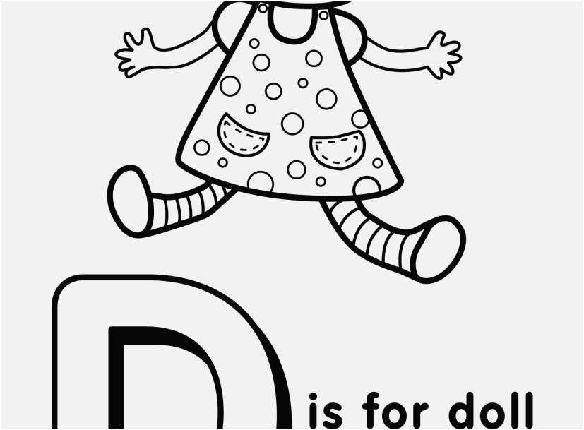 uppercase letter d coloring pages footage letter d coloring