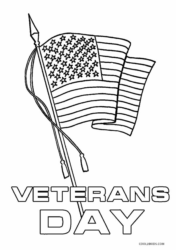 veterans day coloring pages for kids at getdrawings