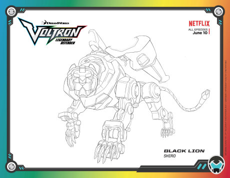 voltron legendary defender