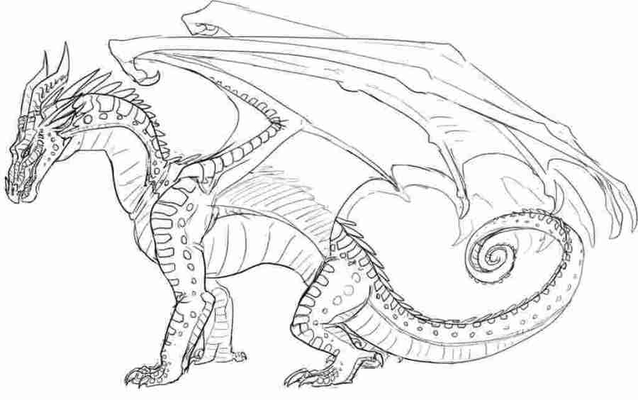 wings of fire dragon coloring pages wings of fire jade