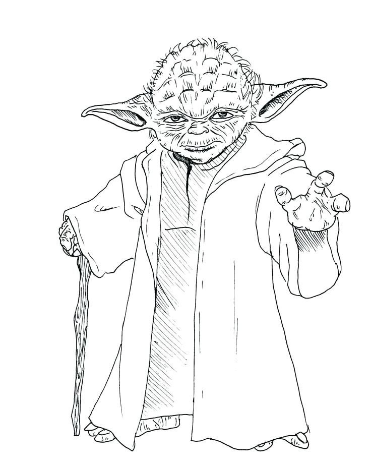 yoda coloring pages dancekicks