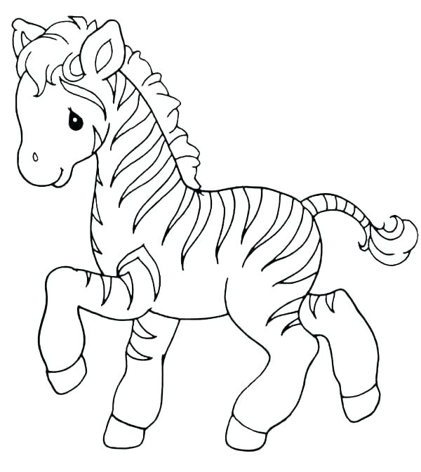 zebra printable coloring pages noticiasdemexico