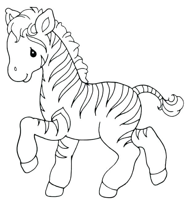 zebra printable coloring pages noticiasdemexico