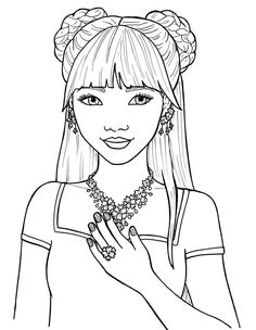 53 best coloring pages for teens images coloring pages