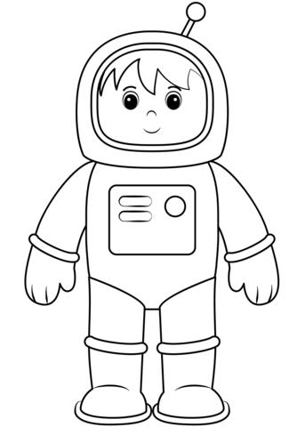 astronautti vrityskuva