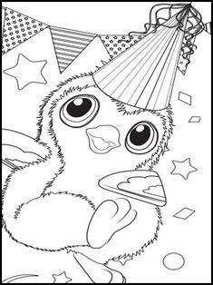 color online coloring pp in 2019 birthday party games