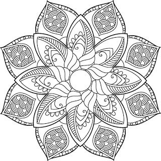 coloring pages for adults adult mandala co windows
