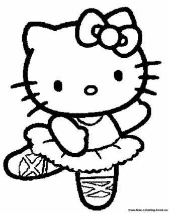 coloring pages hello kitty desember 2012