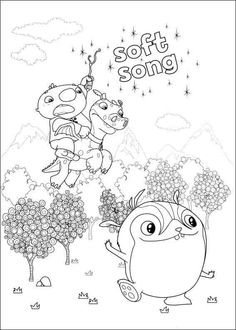 cool wallykazam coloring pages 06 09 2015172131