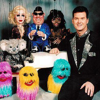 david hamilton puppet show aspley brisbane kids