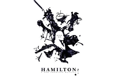 hamilton posters all the versions that didnt make the
