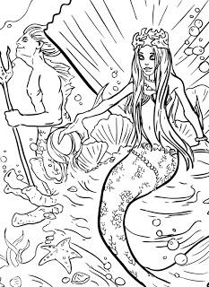 inkspired musings mermaid musings