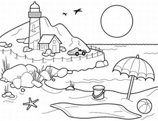 interactive magazine free ocean coloring pages