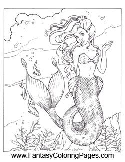 mermaid coloring pages mermaid coloring pages mermaid