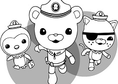 octonauts coloring 2 octonauts games