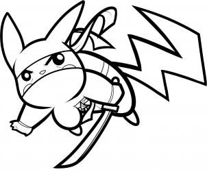 pokemon pikachu coloring pages printable how to draw
