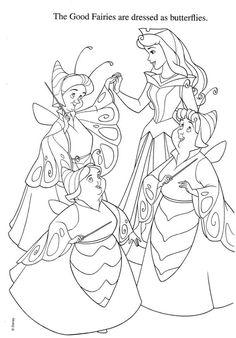 pretty princess aurora coloring page princess rae