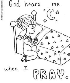 the lords prayer coloring pages printable google search