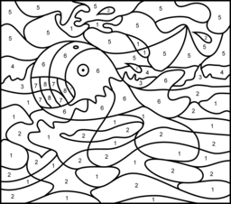 whale coloring page printables apps for kids