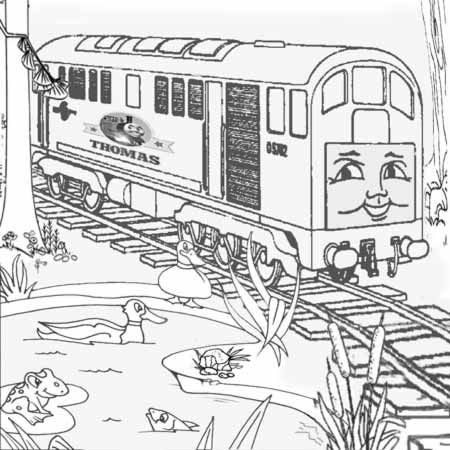 39 best train coloring sheets images on pinterest train
