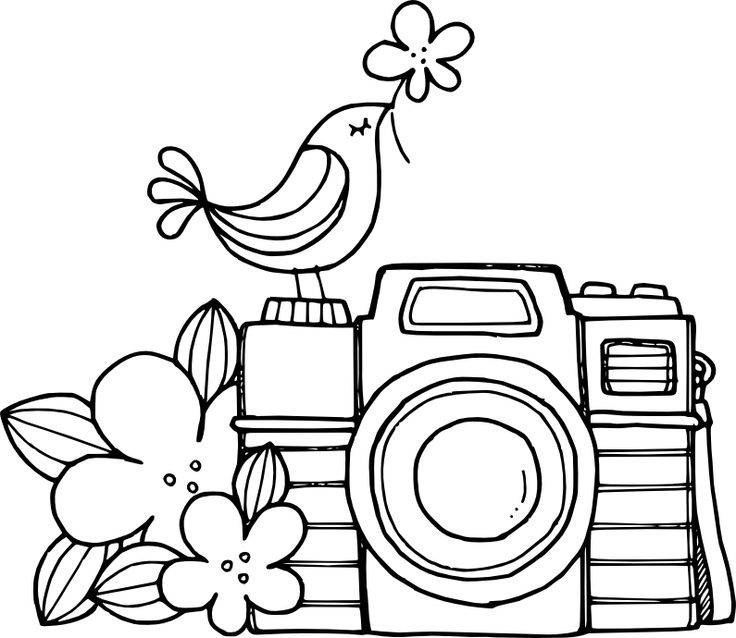 62 best flower digi and coloring pages images on pinterest
