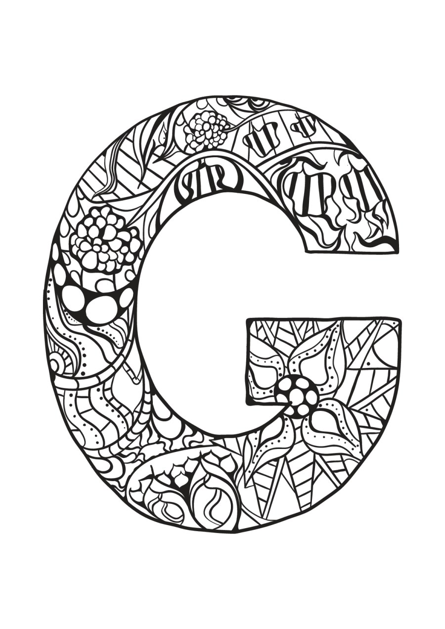 alphabet to download for free g alphabet kids coloring
