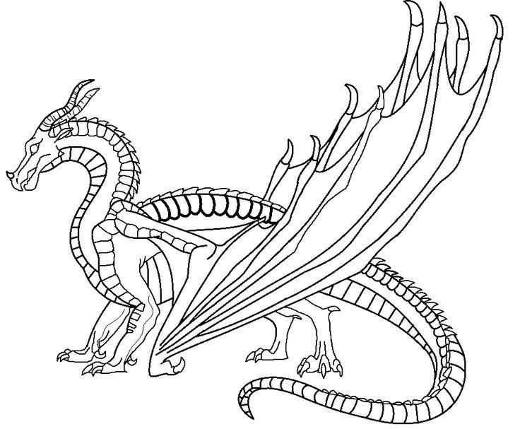 dragon wings drawing at getdrawings free download