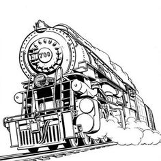free coloring pages caboose train coloring sheet