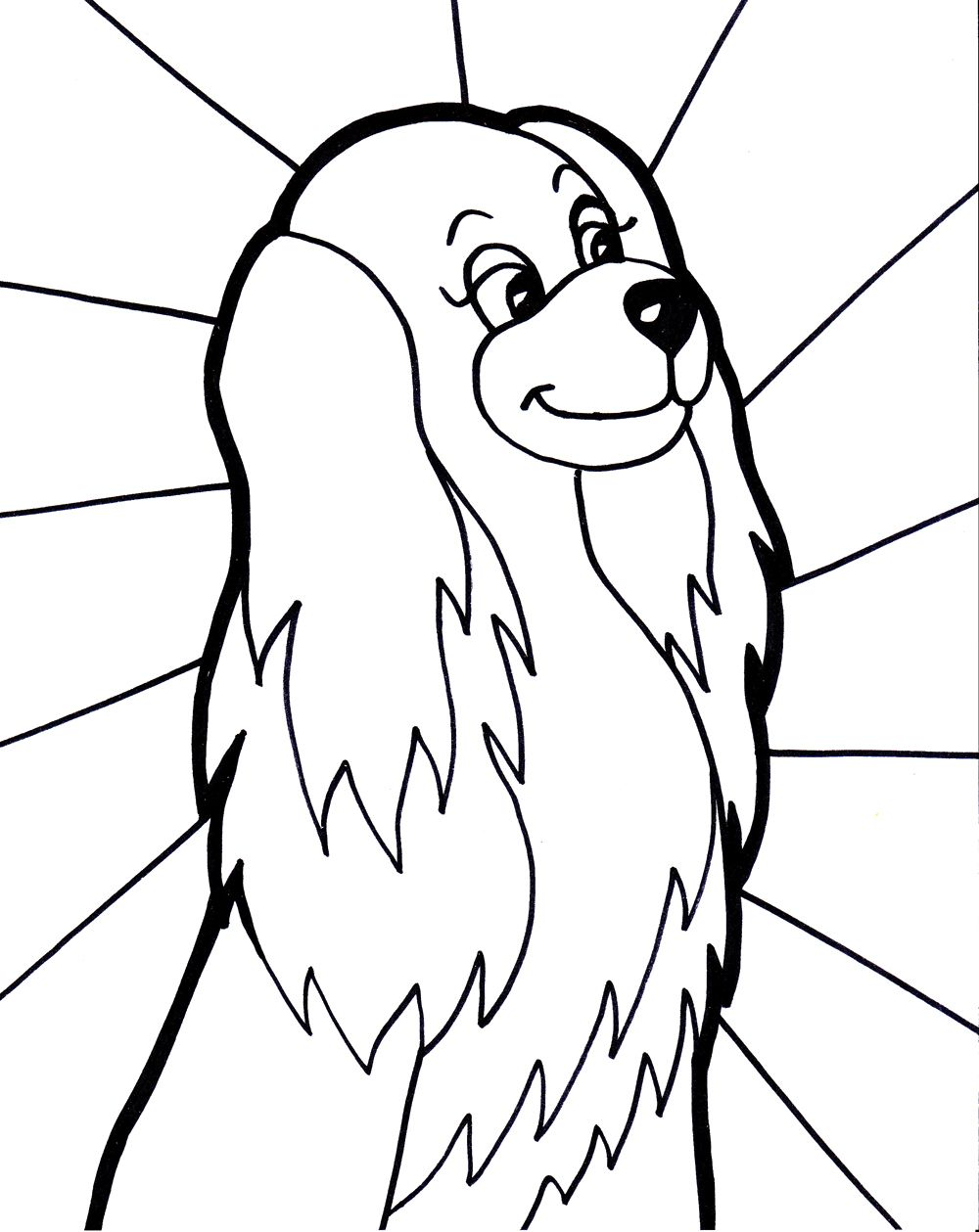 girl dog coloring page with images dog coloring page