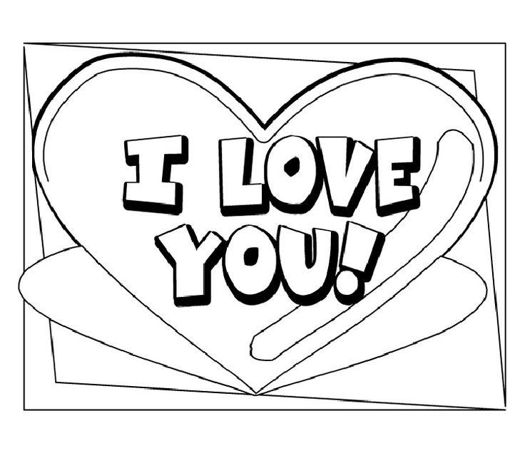 i love you uncle pages coloring pages