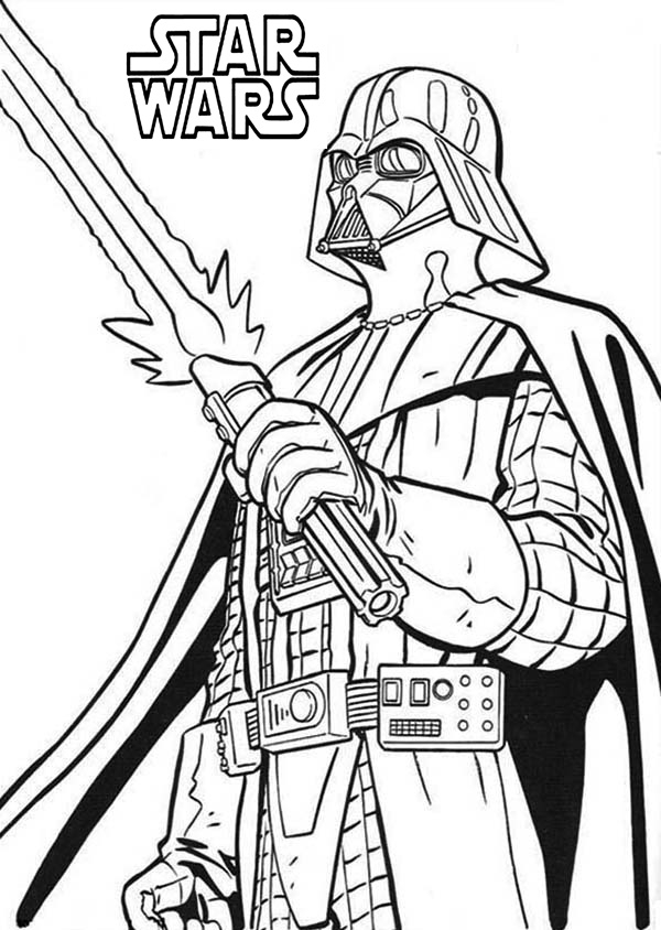 lego darth vader coloring pages at getcolorings free