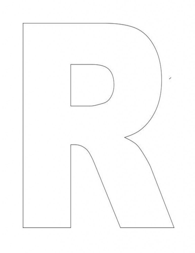 letter r coloring pages letter r templates and songs for