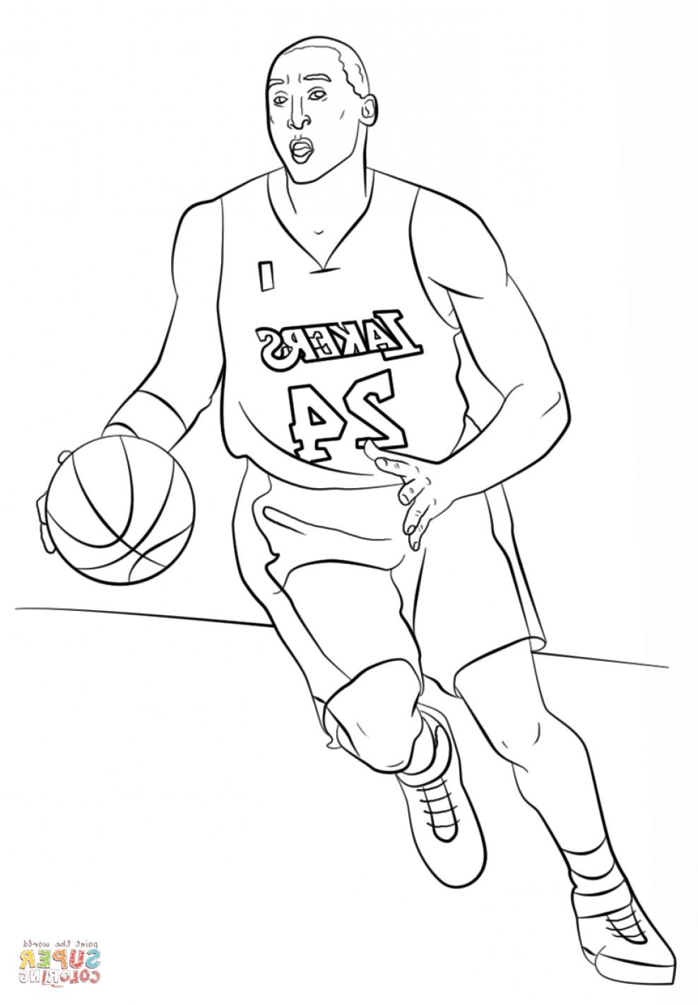 michael jordan coloring pages at getcolorings free