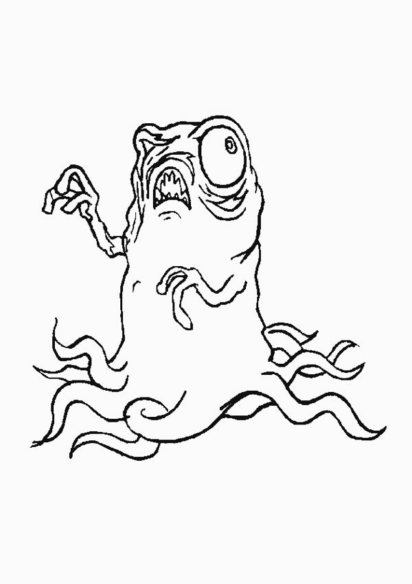 slime coloring pages at getcolorings free printable